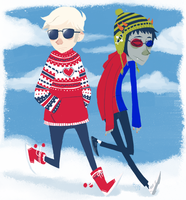 Winter Fashion Disasters by k-ayjay