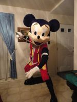 King Mickey KH2 Complete 2 by Vqstudios