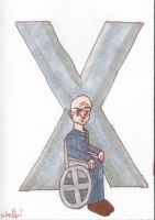 X is for Xavier by TheLuckyStarhopper