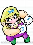 wario time XD by Nintendrawer