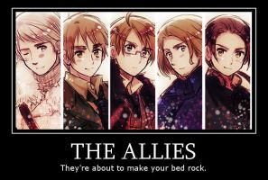 THE ALLIES by TheShortySwag