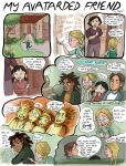 My Avatar Friend pg 1 by Isaia