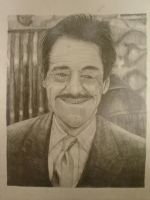 Peter Cullen Sketch by MNS-Prime-21