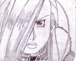 Olivier Mira Armstrong by DukeAgent17