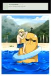 Q14 - Ocean of Fear by Ask-Awesome-Finn