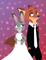 A Wilde Wedding by Good-Flame