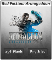 Red Faction Armageddon - Icon3 by Crussong