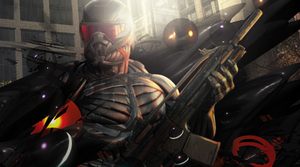 Crysis by Tay-X