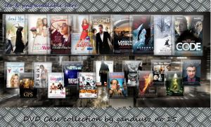 DVD Case v1 collection part 15 by gandiusz