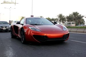 McLaren MP4-12C by ramyk