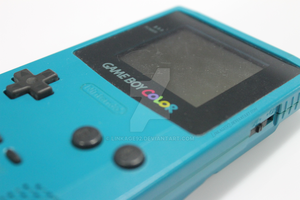 The Gameboy Color by Linkage92