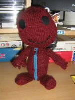 My sackboy by LadyRafira