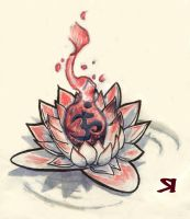 Lotus by Sombermuse