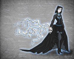 The Bride of Death by kisago
