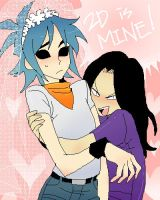 2d and me by Quere