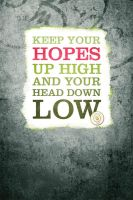 Keep Your Hopes Up High by Lung2005