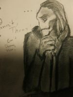 Thrax Doodle by CelticMoonDust
