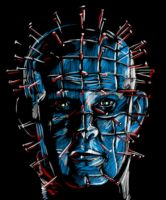 Pinhead! by chrismoet