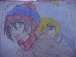 Stan and Craig- South Park by Magic-Yaoi-Mushroom
