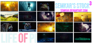 Stock Pack 03 by semkar