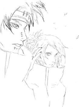 Pain and Konan unfinished by lollitha