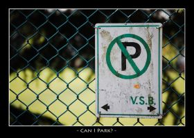 Can I Park? by bleaches