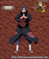 Itachi by Devil by devil-one-naruto