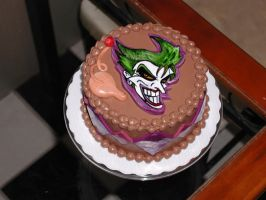 The Joker Cake 0.0 by Biskuits