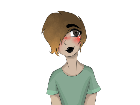 .:Jack likes to wear makeup now  o k:. by Space--Angel