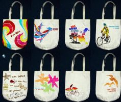 Bag Design for Sykes Day by zerobriant