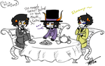 Shit Let's be Classy by Squidbiscuit