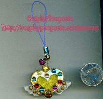 Sailor Moon STARS Locket Mini by CosplayPropsEtc