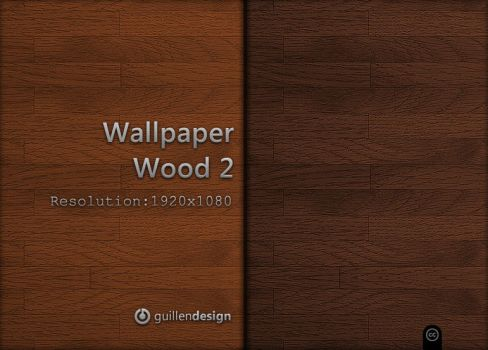 Wallpaper Wood 2 : 1920x1080 by GuillenDesign