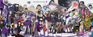 SAINTS ROW THE THIRD by zakazakka