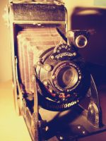 old camera III by MaithaNeyadi