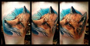 fox by sofsmade
