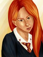 Ginny by batbobbles