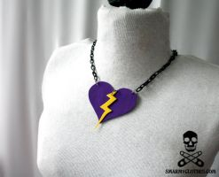 lovely lightning necklace 3 by smarmy-clothes