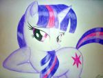 Twilight Sparkle by BluDraconoid