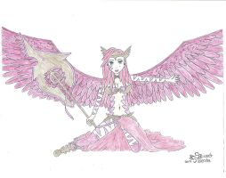 Wings by Zanny-Marie