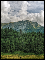 HDR mountains 4 by dwsel
