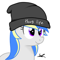 Psalm- Thug Life (re-done just cuz) by ShyShyOctavia