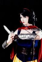 Warrior Snow White Cosplay by bulleblue