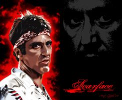 "SCARFACE-""THE REBENGA HIT"" by MD-AVENT"