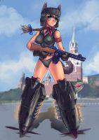 Strike Witches CCCP by 3ihard