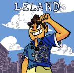 Leland Concept Art by BrianDanielWolf