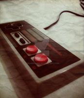 Nes Controller by fraser0206