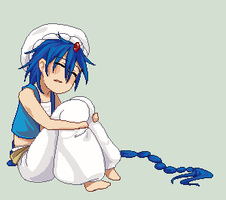 Sleepy Aladdin by Shippa-chan