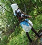 Edward Kenway female cosplay by shadowhatesomochao