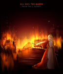 Burning bridges by hana-sakurano